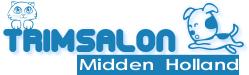 Trimsalon Midden Holland uit Gouda Logo